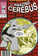 spider-man 300 homeage cerebus aardvark