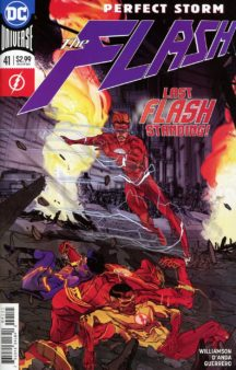 Flash benzi desenate noi dc comics