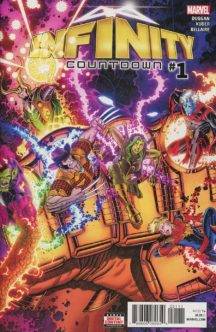 Infinity countdown marvel comics benzi desenate noi