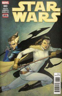 Star Wars luke leia benzi desenate noi marvel