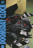 Rorscharch doomsday clock superman benzi desenate comics