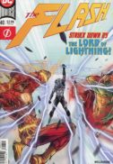 Flash lord of lightning dc comics benzi noi comics