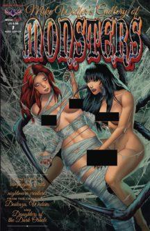 american mythology benzi sexy nud comcs mike wolfer