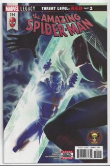 Amazing Spider-Man Red Goblin marvel Alex Ross