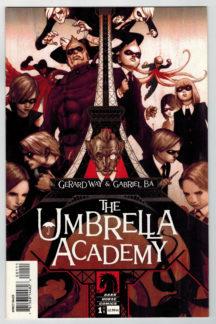 Show netflix serial umbrella academy benzi desenate dark horse