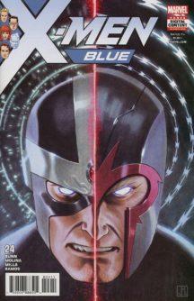 Marvel x-men blue benzi desenate noi comics