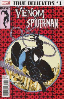 Venom vs spider-man 300 primul venom benzi desenate noi