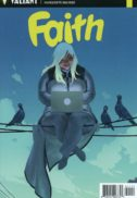 Valiant Faith supererou super erou benzi comics noi grasa