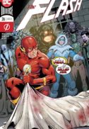 flash dc comics rebirth benzi desenate noi