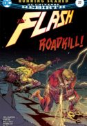 Flash rebirth comics benzi desenate noi