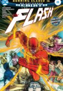 Flash rebirth benzi desenate noi dc comics