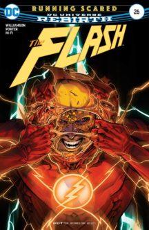 Flash rebirth comics benzi desenate noi