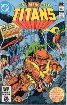 new teen titans prima aparitie trigon the terrible