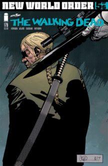 Walking dead comics benzi desenate noi kirkman