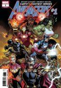 Avengers comics benzi desenate noi
