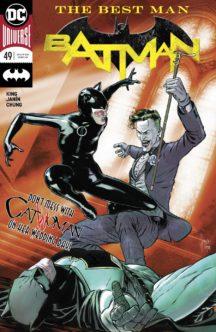 Batman catwoman joker nunta dc comics