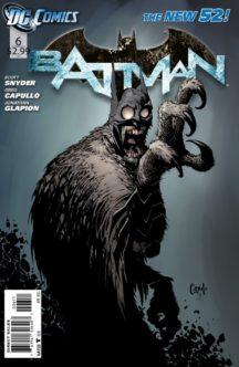 Batman new 52 benzi desenate noi