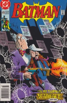Batman prima aparitie benzi desenate vechi dc comics