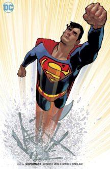 Benzi desenate noi dc comics superman brian bendis