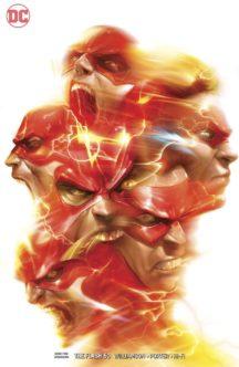 flash dc comics numar aniversar