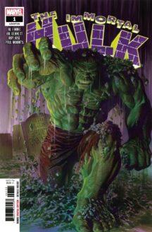 Immortal Hulk marvel benzi desenate noi