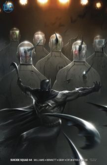 batman suicide squad dc comics