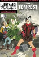 The Tempest Alan Moore benzi desenate noi idw