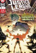 Justice League Scott Snyder benzi desenate noi
