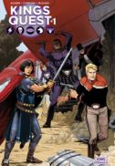 King's quest benzi desenate noi comics