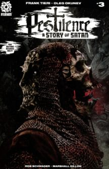 Pestilence story satan aftershock comics