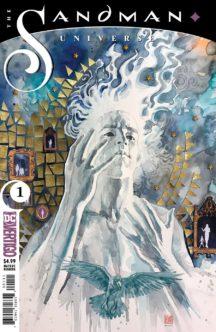 Neil Gaiman sandman universe dc comics vertigo