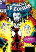 Shriek amazing spider-man benzi desenate vechi