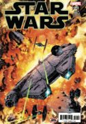 Star Wars millenium falcon comics benzi desenate noi