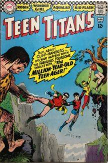 Teen titans lair wonder woman vechi benzi
