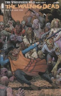Walking Dead image comics benzi desenate noi