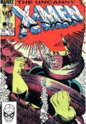 Uncanny x-men marvel comics benzi desenate vechi