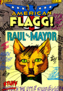 american flagg hitler first publishing