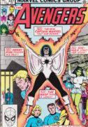 avengers the wasp benzi desenate vechi marvel