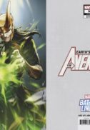 Loki Avengers benzi desenate noi marvel