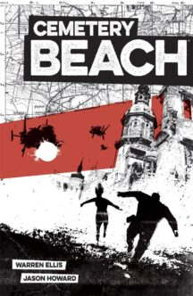 cemetery beach benzi desenate noi image comics