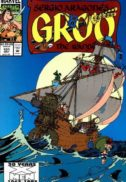 Groo the wanderer marvel comics