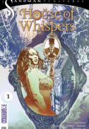 House of Whispers dc comics vertigo sandman