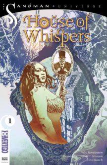 House of Whispers dc comics vertigo sandman