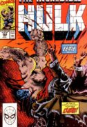 Hulk Marvel eerie benzi desenate vechi