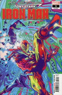 Tony stark iron man marvel