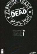 blind bag walking dead neagra 15th anniversary