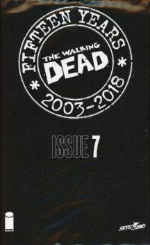 blind bag walking dead neagra 15th anniversary