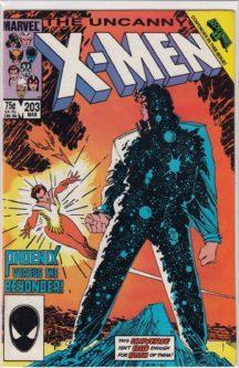 Uncanny x-men benzi desenate marvel comics
