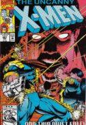 uncanny x-men benzi desenate comics vechi de vanzare