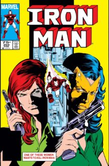 Marvel Iron Man benzi desenate comics vechi de vanzare